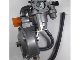 Карбюратор газ/бензин на двигатель до 7.5 л. с.