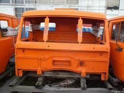 Каркас кабины 54105 с выс/кр. и сп/местом (пр-во Камаз )