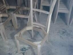 Каркаси стільців масив бук