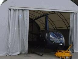 Каркасно-тентовые конструкции для авиатехники - фото 2