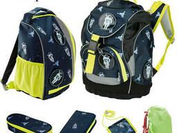 Каркасный школьный рюкзак 5 в 1 (рюкзак, спортивный. ..