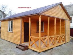 Каркасные дома деревянные на заказ по бюджетной цене