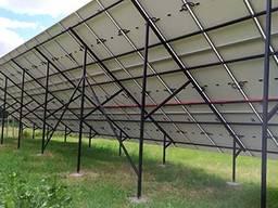 Каркасы под солнечные панели