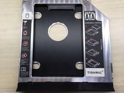 Карман для другого HDD/SSD металічний (Optibay Caddy)