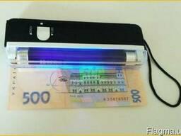 Карманный портативный детектор валют DL-01