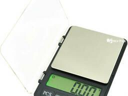 Карманные ювелирные электронные весы Mihee 0.01-600 гр. ..