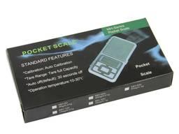 Карманные ювелирные электронные весы Pocket Scale