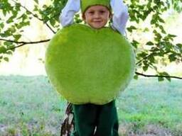 """Карнавальный костюм """"яблоко"""" детский"""