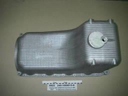 Картер масляный (поддон) (алюминиевый) Д-245. 12С ЗИЛ-130. ..