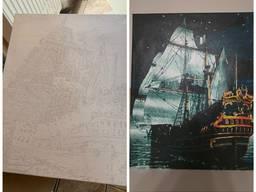 Картина по Номерах/40x50/Арт/Мистецтво/Хобі/Декор/Інтер'єр/Картина