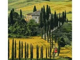 """Картина по номерам. Идейка """"Путешествие в Тоскану"""" 40х50 см (KHO2297)"""