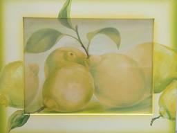 Картина репродукция Лимоны 53*43 см.