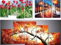 Картины печать под заказ
