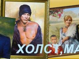 Картины на заказ, копии картин, портреты на заказ - фото 2