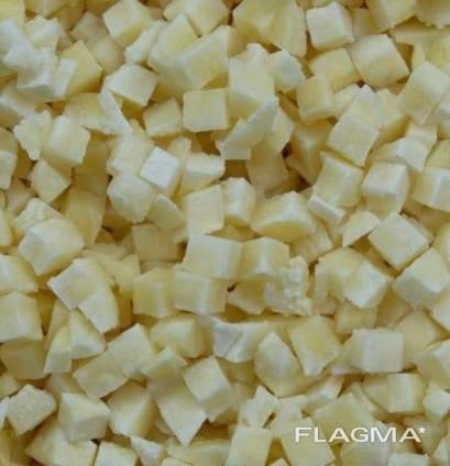 Картофель замороженный