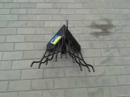 Картофелекопалка (копалка) универсальная стрельчатая веерная - фото 3