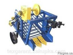 Картофелекопатель механизированный КРТ-1 (КРОТ) транспортерн