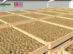Картофельное хранилище