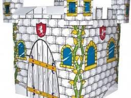 """Картонний домик - Замок """"Bino"""" 44003"""