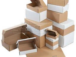 Картонные коробки, упаковочные коробки, гофроупаковка