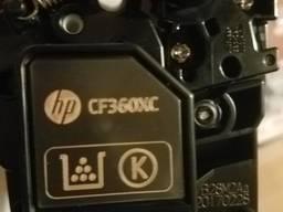 Картридж первопроходец HP cf 360x