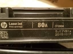 Картридж HP80a cf280a первопроходец