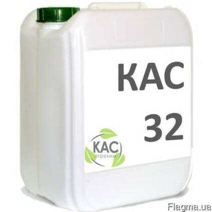 КАС-32 в канистрах