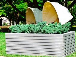 Кашпо для двора и сада