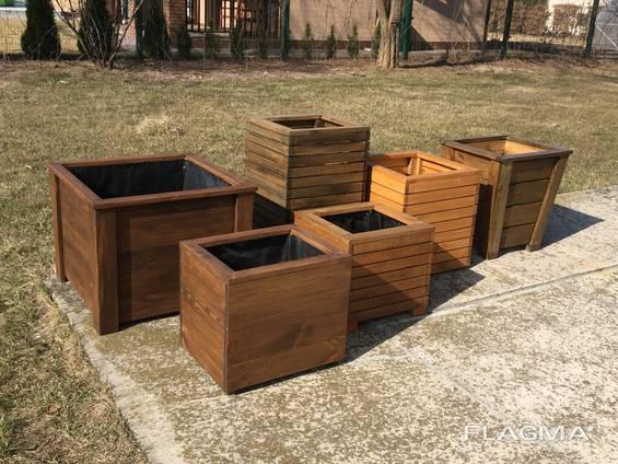 Кашпо, контейнер, вазон, ящик для растений