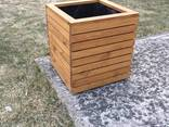 Кашпо, контейнер, вазон, ящик для растений - фото 2