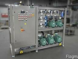 Каскадные холодильные установки на СО2 Рефриз Киев