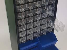 Органайзер К40 1 2, кассетница, сортовик, ящик, ячейка