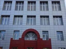 Кассеты фасадные Вентфасад Вентилируемый фасад