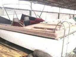 Катер лодка Триумф