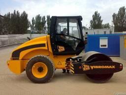 Каток дорожный JCB Vibromax VM 75D в аренду