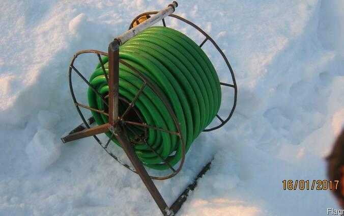 Катушка для намотки поливного шланга,електрического кабеля