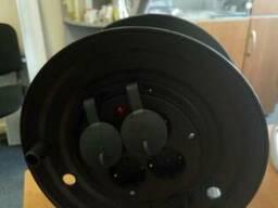 Катушка для удлинителя с з/к без провода до 55 метров