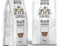 Кофе Арабика средней обжарки 1 кг 32 pounds 32 фунта