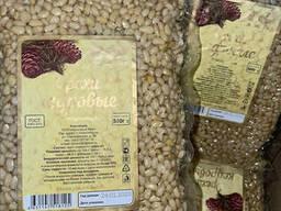 Кедровые орехи очищенные 0.5кг
