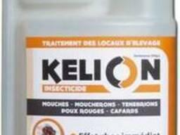 Келион ( Kelion )-избавьтесь от мух и паразитов на 8 недель!