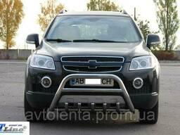 Кенгурятник Chevrolet Captiva 2006-2011 Special Model. ..