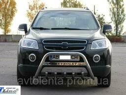 Кенгурятник Chevrolet Captiva 2006-2011 Special Model с. ..