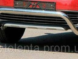 Кенгурятник, защитная дуга Chevrolet Tahoe 2006+ (WT007. ..