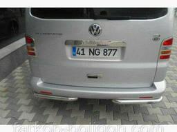 Кенгурятники и дуги Volkswagen Transporter T5. ..