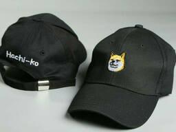 Кепка Dog Хаски черный