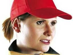 Кепка Промо 5-клинка, красная
