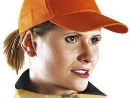Кепка Promo цвет оранжевый (эконом)