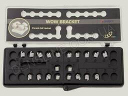 Керамический самолигирующий брекет WOW Advanced Roth 022 - 1шт (Hubit)