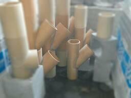 Керамические (шамотные) дымоходные трубы Wulkan - фото 3