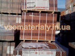 Керамический кирпич 2НФ от производителя СБК, Керамея